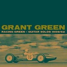 GRANT GREEN – RACING GREEN : GUITAR SOLOS 1959/62 2CDs (NEW/SEALED)