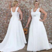 Brautkleid Hochzeitskleid Kleid für mollige Braut Umstandskleid schwangere BC513