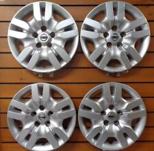 "Set 2009 2010 2011 2012 For Nissan Altima 16"" Bolt-On Hubcap Wheel Cover 53078"