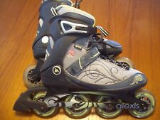 Alexis K2 Tnine Collection Womens Inline Skates - Size 9.5