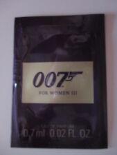 💕 007 💕 WOMAN III ~ ED Parfum LEGERE Probe NEU OVP