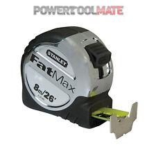 Stanley 533891 FatMax Xtreme Tape Measure - 8 Metre - 26 Foot