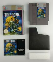 Time Lord ~ Nintendo/NES(PAL A)~ Complete w/Manual & VGC