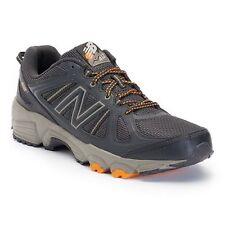 New Balance 412 Men's Trail Running Shoes Dark Brown Orange hiking sz 9.5 EW 4E