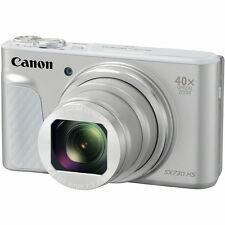 Canon PowerShot SX730 HS Digital Camera (Silver) 1792C001