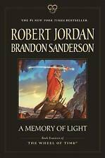 USED (GD) A Memory of Light (Wheel of Time) by Robert Jordan