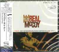 MCCOY TYNER-THE REAL MCCOY -JAPAN SHM-CD C94
