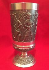 Mullingar Pewter Medieval Design Irish Goblet