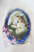 Taylor Avedon collectible  Enamel  Photo Picture Frame new + box