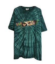 rare universal studios shirt tie dye ICU horror night movie promo size XL y2k
