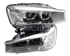 BMW X3 SERIES F25 LCI BI XENON HEADLIGHT LEFT AND RIGHT SIDE GENUINE OEM NEW