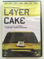 Layer cake DVD NEUF SOUS BLISTER Daniel Craig, Sienna Miller