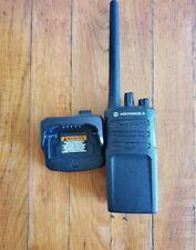 Motorola RMV2080 2 Way Radio Walkie Talkie
