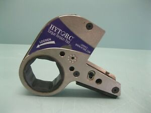 "Hytorc Stealth-4 #7 Hydraulic Torque Wrench 2-1/2"" Link NEW E18 (2325)"