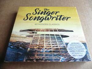 THE SINGER SONGWRITER : 60 MODERN CLASSICS - 3CD - NEW - JACK SAVORETTI, HOZIER
