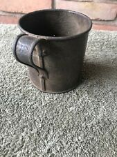 1874 U.S. Army Issue Cup