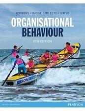 Organisational Behaviour by Bruce Millett, Stephen Robbins (Paperback, 2016)