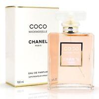 COCO MADEMOISELLE by Chanel 3.4 oz EDP Spray Parfum Factory Sealed NIB