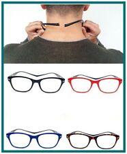 Occhiali da lettura uomo donna con calamita occhiale magnetici vista 1 50 2 2.5
