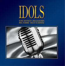 Idols: Tony Bennett, Dick Haymes, Mel Torme, Billy Eckstine Various Artists Audi