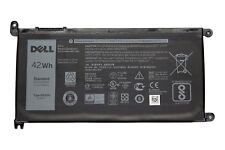 Genuine Dell Inspiron 15 5567 15 5568 Battery 11.4V 42Wh 3500mAh WDX0R FC92N