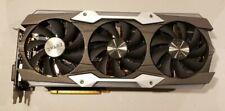 ZOTAC Amp Extreme Core Edition GeForce GTX 1080Ti 11GB GDDR5X