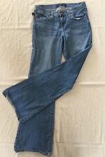 ROCK & REPUBLIC Light Wash Bootcut Women's Jeans Size 6M Wings Back Pocket