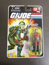 Sgt. Flash Laser Rifle Trooper G.I. JOE COBRA 25th Anniversary MOC Comic