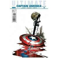 Ultimate Captain America #4 in Near Mint + condition. Marvel comics [*h5]
