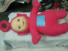 "Red Teletubbies Teletubby 15"" 1998 Hasbro No Box No Talk Nice Condition Po"