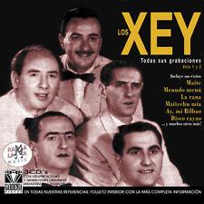 LOS XEY-TODAS SUS GRABACIONES VOL 1 Y 2 -3CD