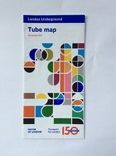 London Underground - Tube Map - December 2012