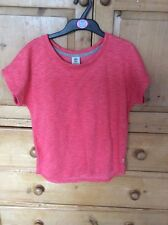 Ladies Timberland short sleeve sweat top size S (small) ex con