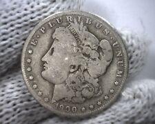 1900 O O/CC O OVER CC MORGAN SILVER DOLLAR UNITED STATES COIN 1900O