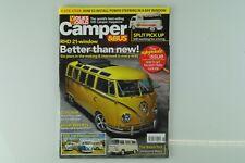 VOLKSWORLD Camper & Bus Magazine 8/2017 - VW Bulli Bus Zeitschrift - English