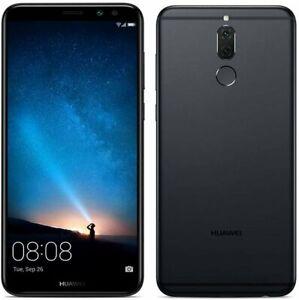 Huawei Mate 10 Lite Dual Sim Smartphone RNE-L21 64GB Graphite Black Neu in White