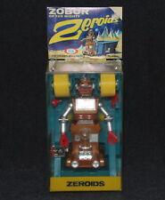 Zeroid 1969 Ideal Robot Zobor Rectangular Case With Header-Backer Card