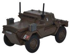 OXFORD DIECAST 1/76 Dingo Scout Car- 10th Mounted Riffles 10th ACB 76DSC002