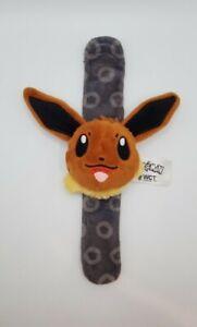 Eevee Snap Bracelet Kids Accessories Pokemon Starters Plush