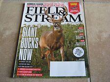 Field & Stream Magazine – August 2014 – Giant Bucks Now