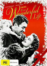 It's A Wonderful Life DVD R4 New!