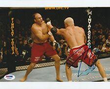 TITO ORTIZ SIGNED AUTO'D 8X10 PHOTO PSA/DNA UFC 25 51 61 BELLATOR 131 VS COUTURE