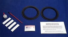 "Boston Acoustics 6"" / CR7 / A40 Series II Speaker Foam Surround Repair Kit"