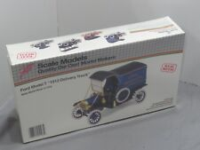 1912 Ford Model T Delivery Truck Metal 1/20 Model Car Hubley KIT NIB SEALED Toy