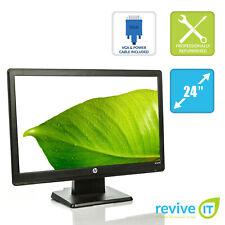 "HP LV1911 18.5"" Widescreen 1366x768 LED Backlit LCD Monitor VGA Grade B"