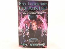 Vg! Undaunted by Mike Shepherd Mass Market Paperback Book