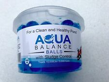 Aqua Balance Balls 500ml New Beneficial Bacteria for a Clean & Healthy Pond