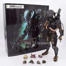 Square Enix Variant Play Arts Kai Alien Predator 11'' / 27cm Action Figure NIB
