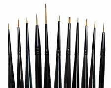 Royal and Langnickel Majestic Premium Detail Brush Set (Pack of 11)  RMAJ-DETAIL