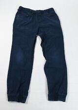 Levis Girls Blue Jogger Pants Sz L